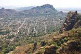 Tepoztlan - en av de magiska städerna i mexiko — Stockfoto