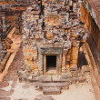 Foto de Stock  : Ancient khmer civilisation, temples of Angkor Wat complex, Cambodia