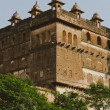 Orchha - famous indian place — Stock Photo