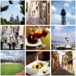 Stock Photo: Barcelonand Catalonia. Collage.