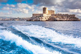 Chateau d'If, Marseille, France — Stock Photo
