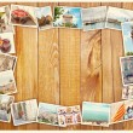 Barcelona collage — Stock Photo #47989089