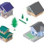 HOUSE — Stock Vector #23721651