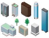 Building — Stock Vector