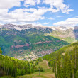 Telluride, Colorado, the Most Beautiful City in the USA — Stock Photo