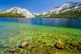 Tenaya Lake at Yosemite National Park — Stock Photo