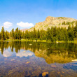 Tioga Lake, Yosemite National Park — Stock Photo