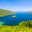 Emerald Bay, Lake Tahoe, California — Stock Photo