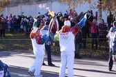 Olimpiadi di inverno — Foto Stock