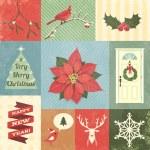 Christmas Design Set — Stock Vector #35952399