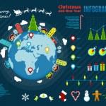 Christmas Infographics — Stock Vector #35955399