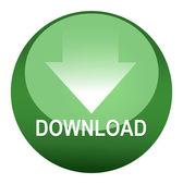 Descargar icon — Vector de stock