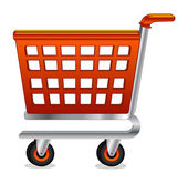 Vektörel alışveriş sepeti — Stok Vektör