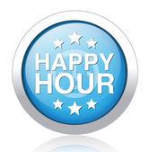 Happy Hour — Stock Vector