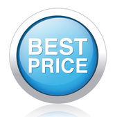 En iyi fiyat simgesi — Stok Vektör