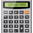 Stok Vektör: Calculator