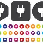enchufe interruptor — Vector de stock  #47231129