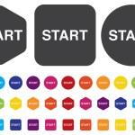 START button — Stock Vector #47233359