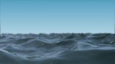 Ocean Wave — Stock Video