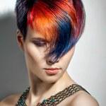 Hair colour — Stock Photo