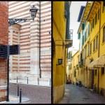 Verona streets, Italy — Stock Photo #19240217