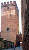 Castelvecchino. verona, itálie — Stock fotografie