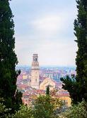 Domo de Verona, Italy. — Stock Photo