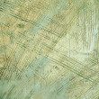 Old painted wooden texture - Stock Photo