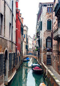 Canals of Vinecia, Italy — ストック写真