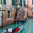 Canals of Venice, murano, burano - Stock Photo