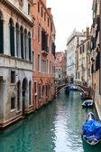 Canals of Venice, murano, burano — Stock Photo