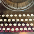Old typewriter — Stock Photo #34923691