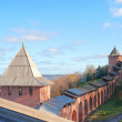 Nizhny Novgorod Kremlin — Stock Photo #34923719