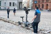 Film making — Stock Photo