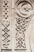 Islam bas-relief decoration — 图库照片