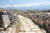 古代の城跡 — ストック写真