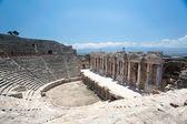 Starověký amfiteátr — Stock fotografie