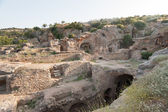Seven Sleepers tomb of Ephesus — Foto Stock
