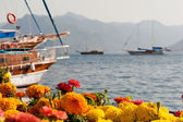 Marmaris Armutalan port — Stock Photo