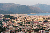 Coastline panorama in Marmaris Icmeler — Stock Photo