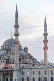 Suleymaniye Mosque and Golden Horn — Stock Photo