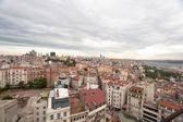 Istanbul-stadtansicht — Stockfoto