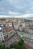イスタンブールの街並み — ストック写真