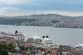 Paesaggio urbano di istanbul — Foto Stock