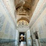 Ancient Hagia Sophia interior — Stock Photo #49333837