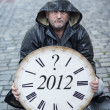 End of the World is comming — Stockfoto