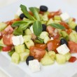Vegetable salad — Foto de Stock