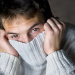Man in sweater — Stock Photo #15357311