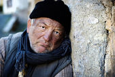 Homeless — Stockfoto