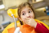 Dental visit — Stock Photo